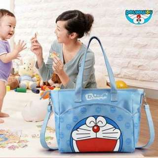 Doraemon Diaper/Baby Bag