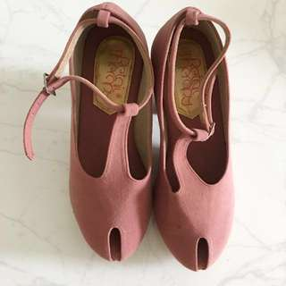 Retail Therapy Mary Jane Clogs
