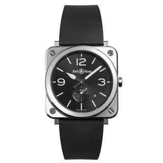 Original Bell & Ross Steel 39MM (BRS-BLC-ST)