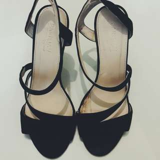 Parisian Elegance High Heels