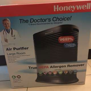 Honeywell 空氣清淨機 Hpa-202aptw