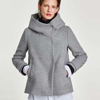 Zara wool coat