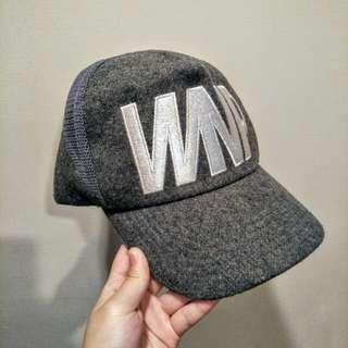 WNP 帽子(深灰)可議價