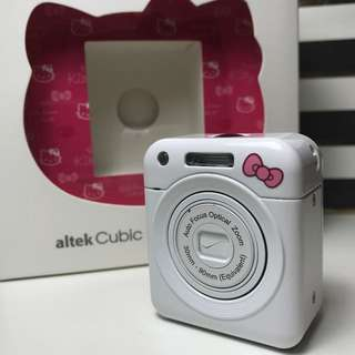 Altek Cubic Hello Kitty Limited Edition Camera