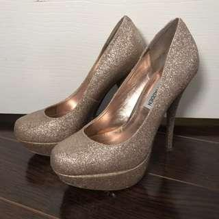 Steve Madden Rose Gold Heels