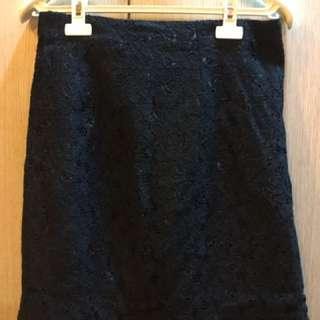 VERO MODA lace skirt size:38