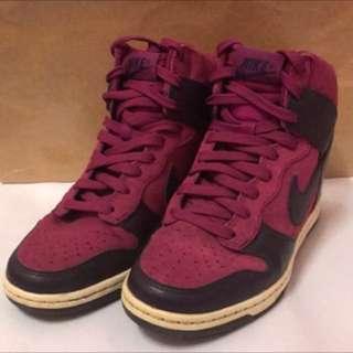 Nike增高鞋