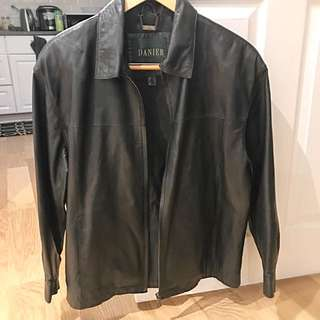 Men's Danier Leather Size S