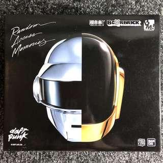 Be@rbrick Daft Punk 200% RAM