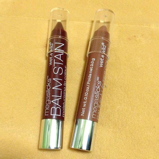 2 for 250!! Wet N Wild Lipstick