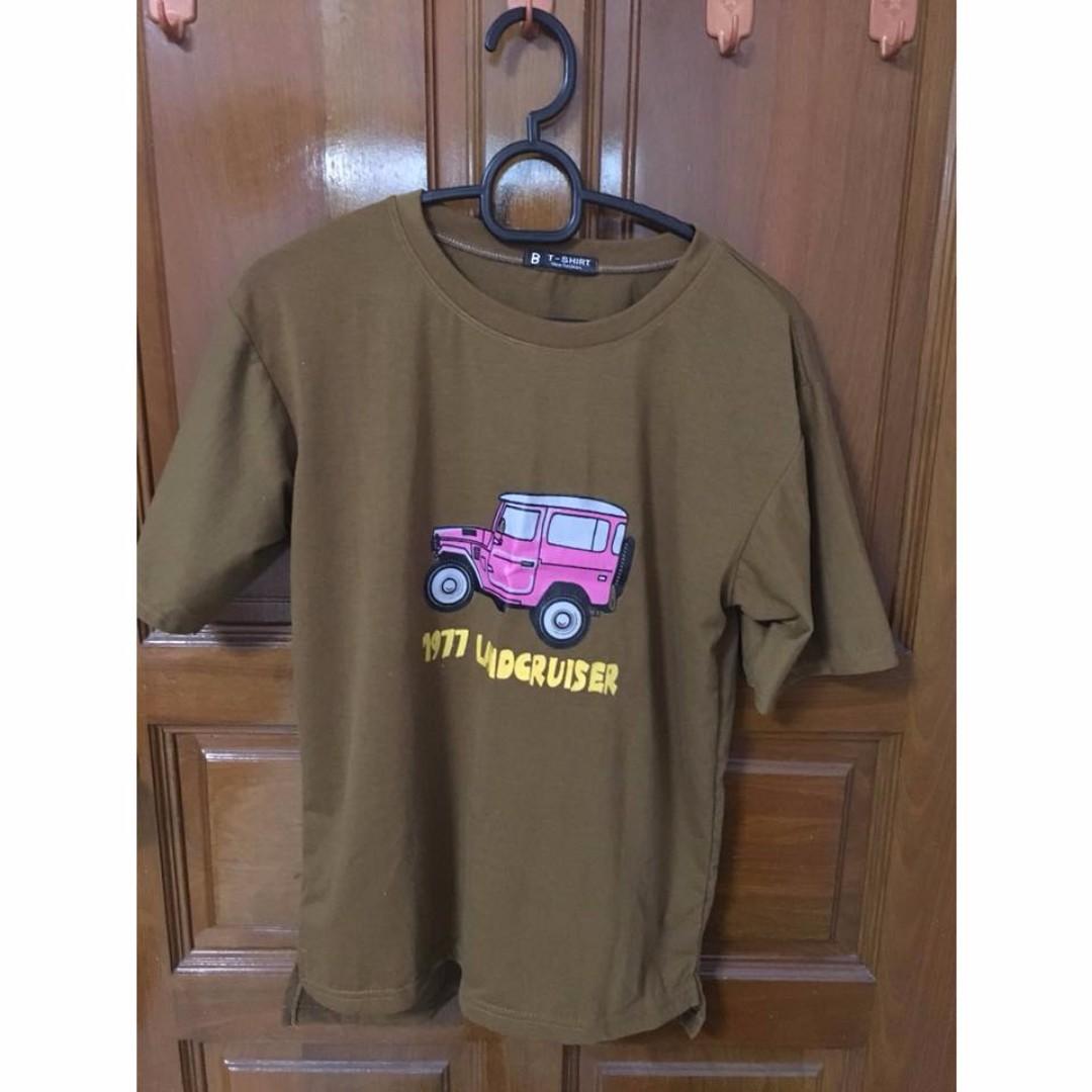 [3 for $15] '1997 Landcruiser' shirt