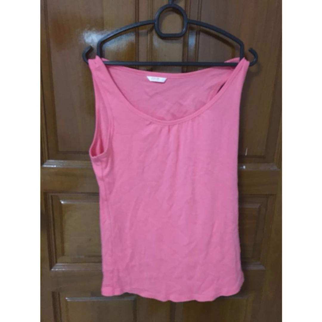 [3 for $15] Pink Tank Top