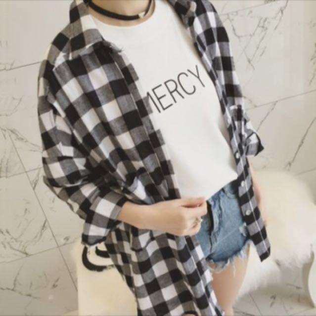 超夯🔥🔥格子襯衫