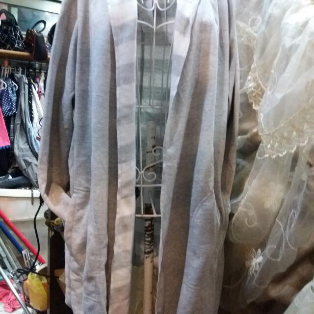 日本精品灰色外套