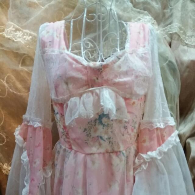 夢幻蕾絲洋裝