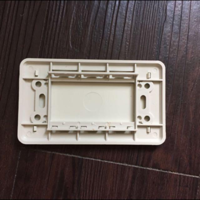 【免費送】居家插座安全保護蓋 全新未使用