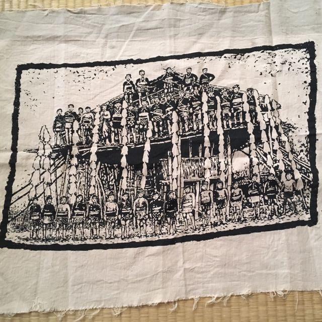 知本卡地布(圖案) 棉料