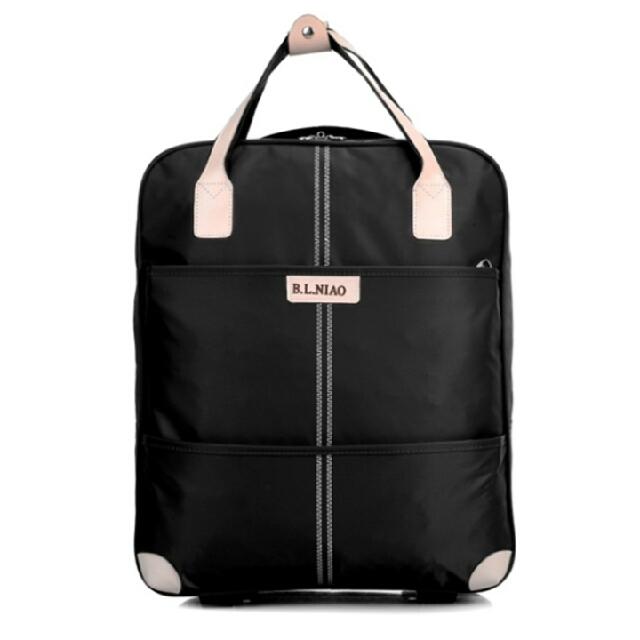 拉桿 行李箱 黑色
