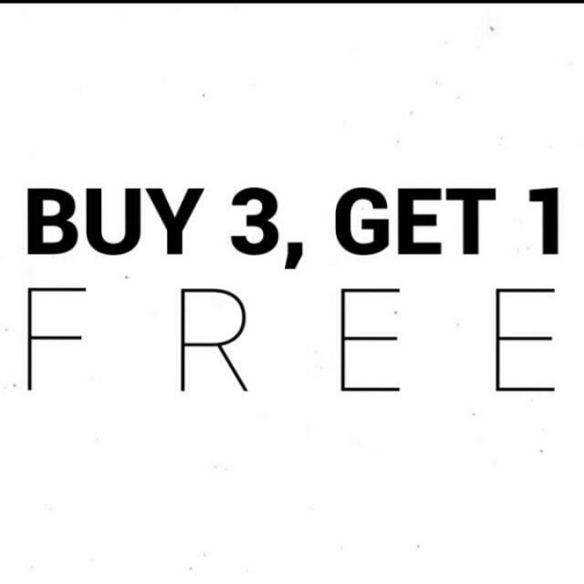 🌼🌼🌼 BUY 3, GET 1 FREE 🌼🌼🌼