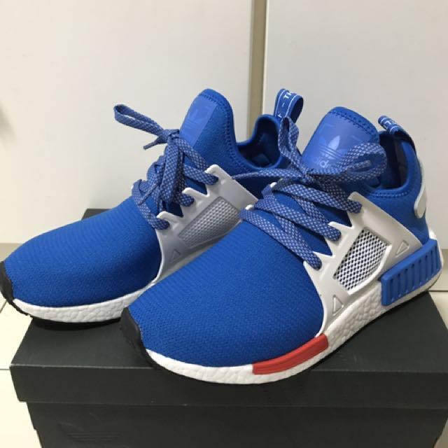 3cddd02bebcc Adidas NMD XR1 Blue Bird