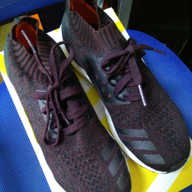 d84e074879f Adidas ultraboost uncaged dark Burgundy