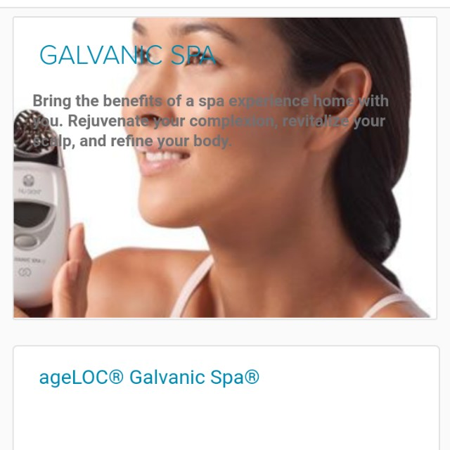 ageLOC Business Builder Face Pack-NuSkin Product