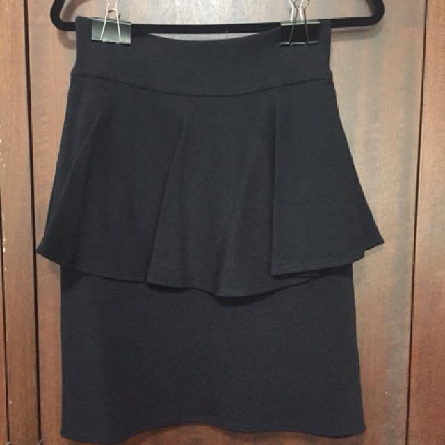 Alannah Hill Peplum Skirt - Size 12