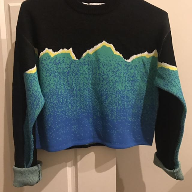 Alice McCall Cropped Knit