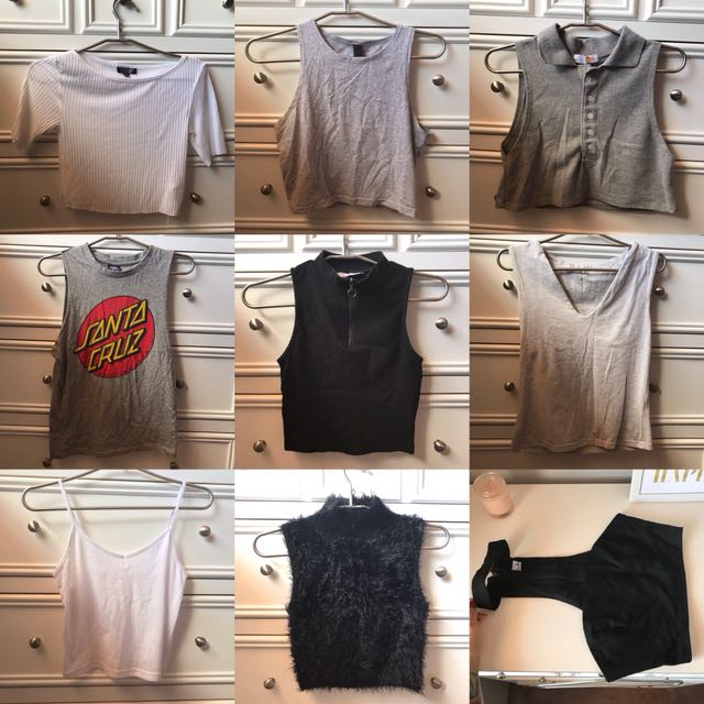 All tops $5