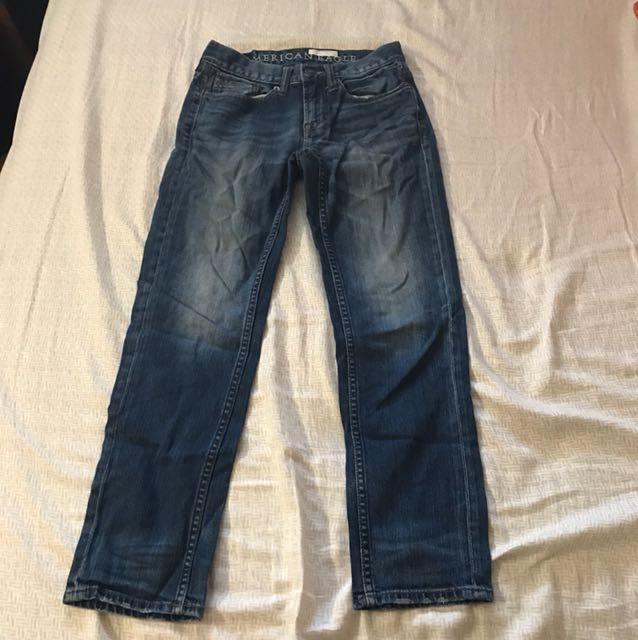 American Eagle bf jeans