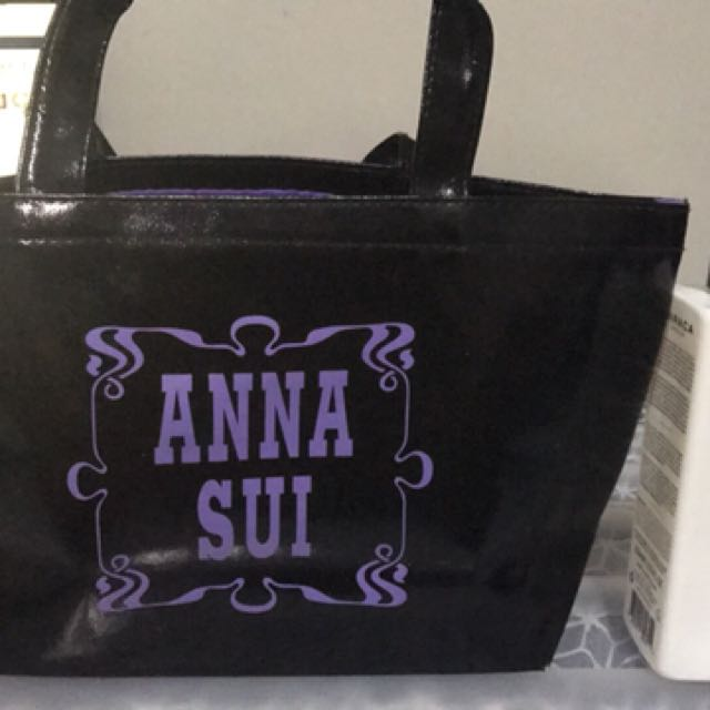 Anna Sui Little Hand Bag