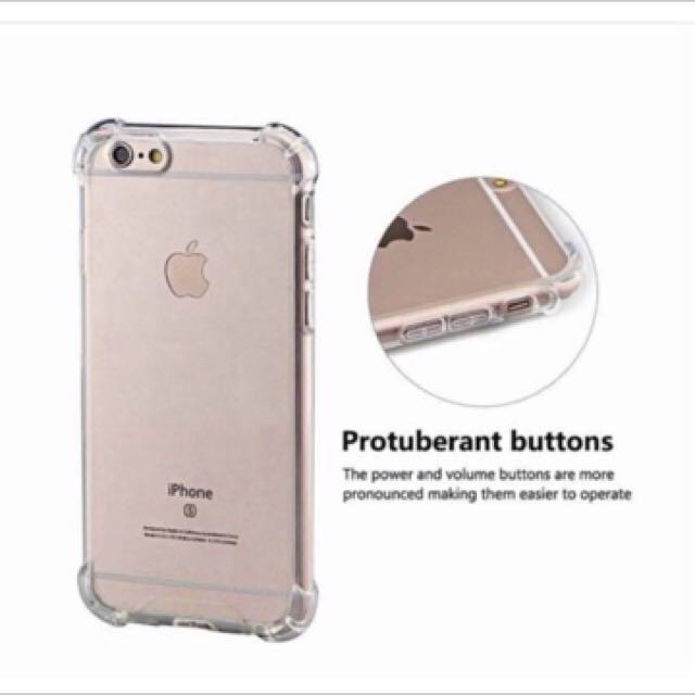 Anti crack case iphone all types