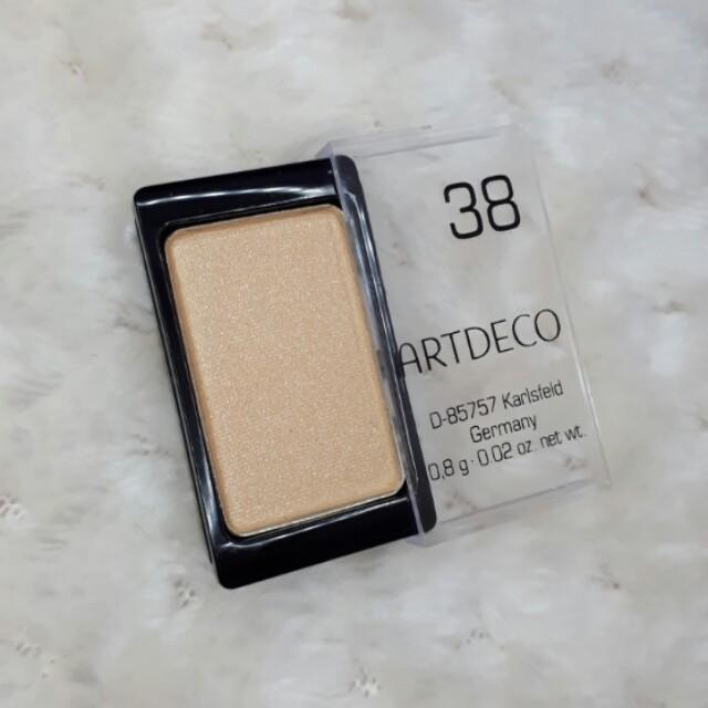 Art Deco Cosmetics - Eyeshadow Single in 38