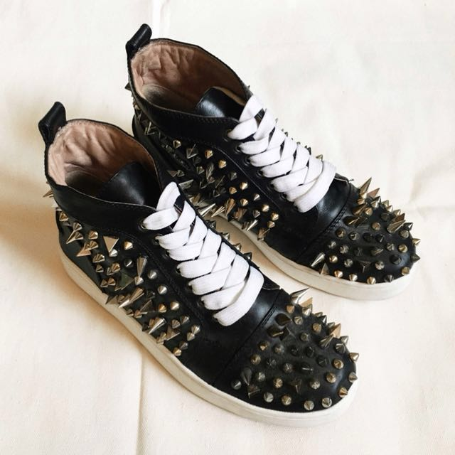 Auth CHRISTIAN LOUBOUTIN Sneakers