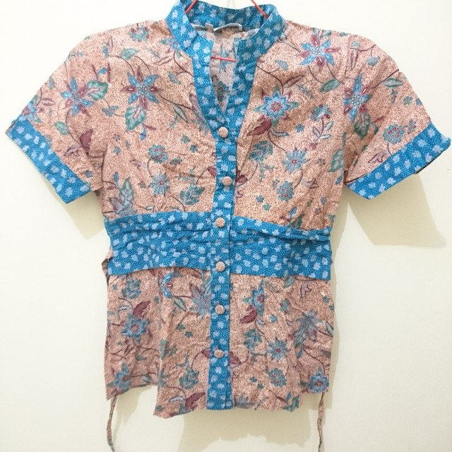Batik keris blouse/outer