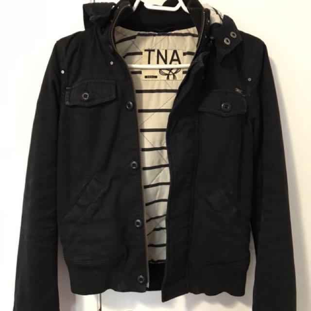 Black TNA Jacket