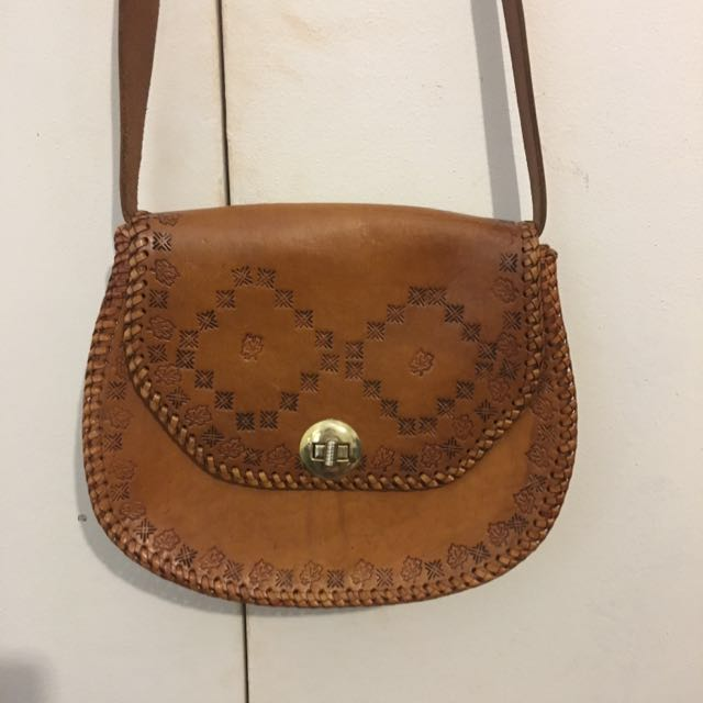 Brown Handbag