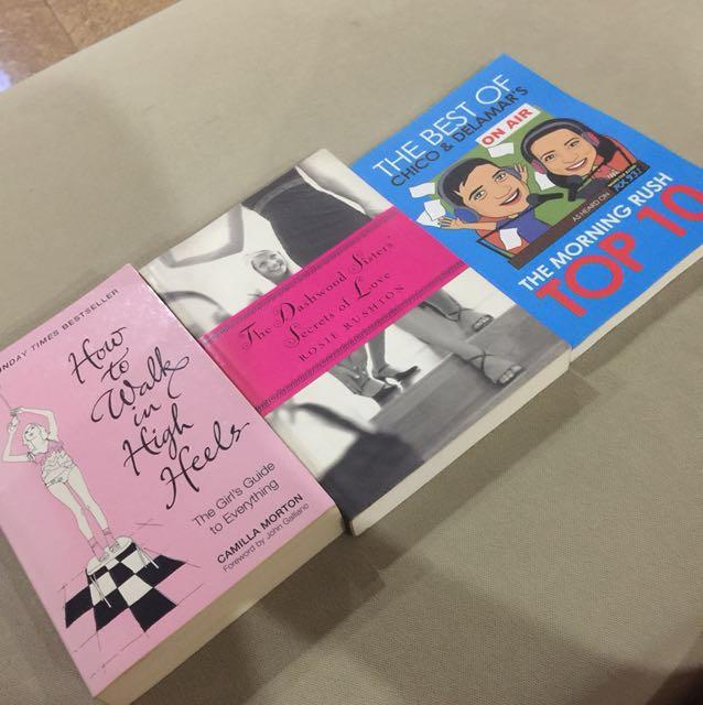 Bundle books set 2 sale