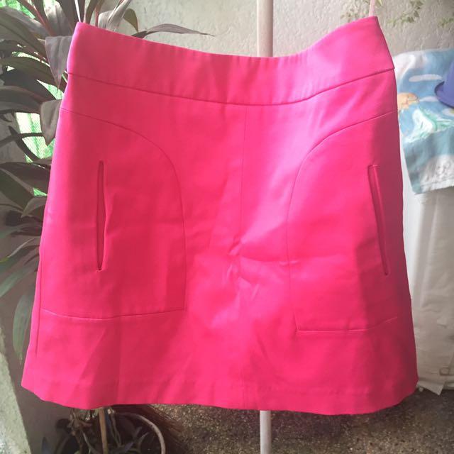 BYSI Pink Skirt