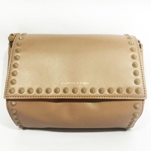 Charles and Keith Handbag - Shoulder Bag