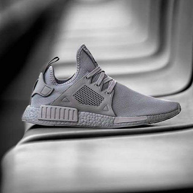 official photos 77a22 0f148 Cheapest Adidas NMD XR1 Triple Grey, Sports, Sports Apparel ...