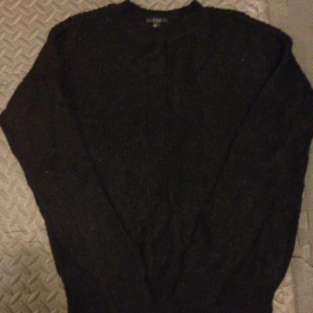 COS light sweater