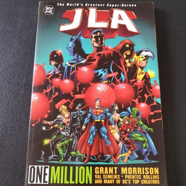 DC Comics: JLA
