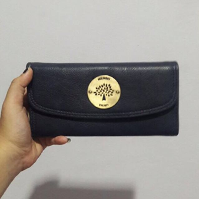 Dompet Navy Blue (NEW)