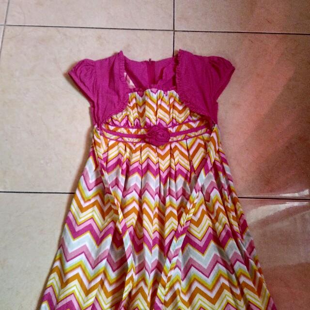 Dress anak (2-3thn)