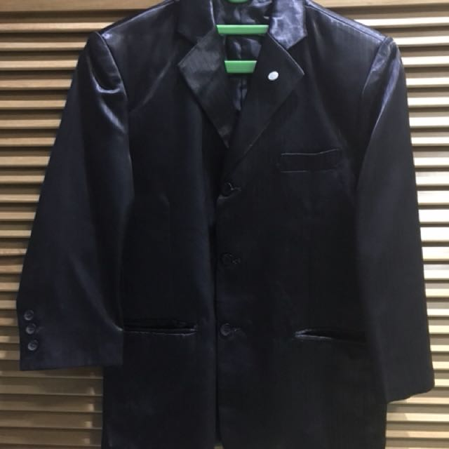 Formal suit for boy (between 8-11 years olds)