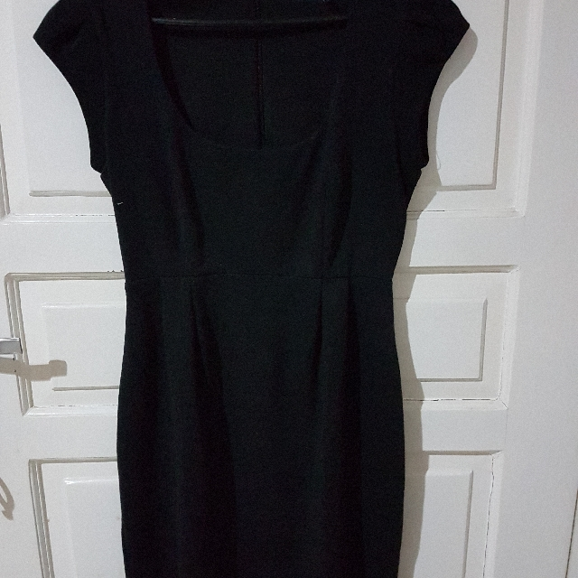 French Connection - Little Black Dress Size 12 - Preloved