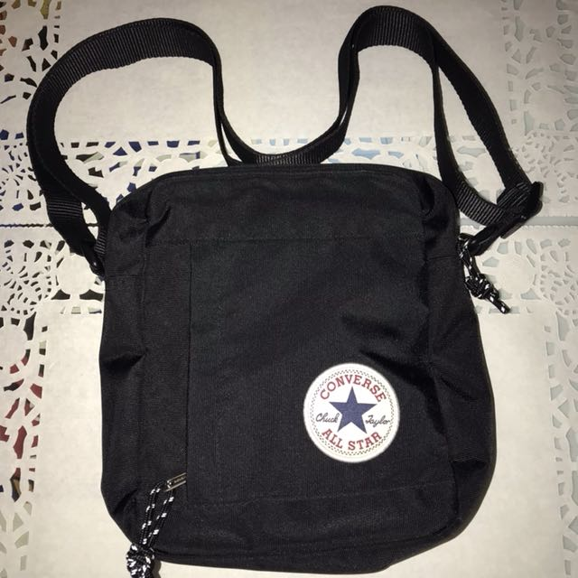 9781ebb60d Gently Used Converse - Chuck Taylor All Star Sling Bag (Black ...