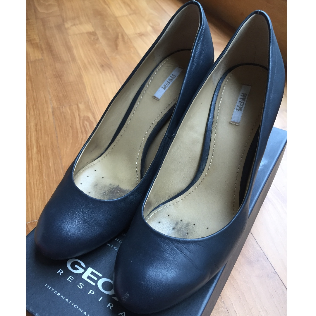 great deals 2017 fresh styles professional sale Geox Respira pumps, Women's Fashion, Shoes on Carousell