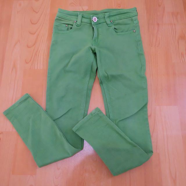 Greeny Jeans